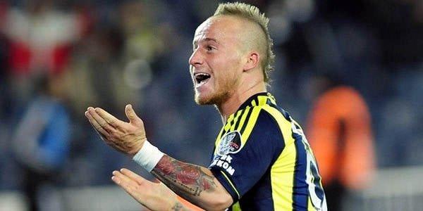 Fenerbahçe'de 5 yolcu
