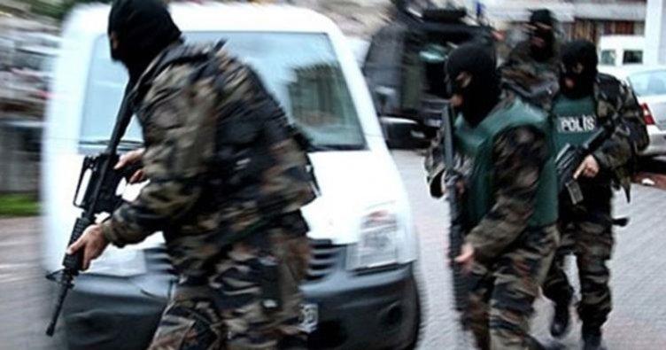 Son dakika: İstanbul'da terör operasyonu