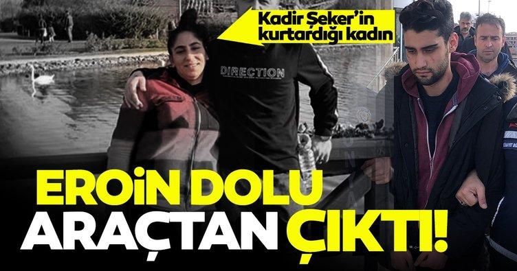 Son dakika haberi: Kadir Şeker'in kurtardığı Ayşe Dırla imam eroinle yakalandı! Yanındaki kişi 'Eşim' dedi