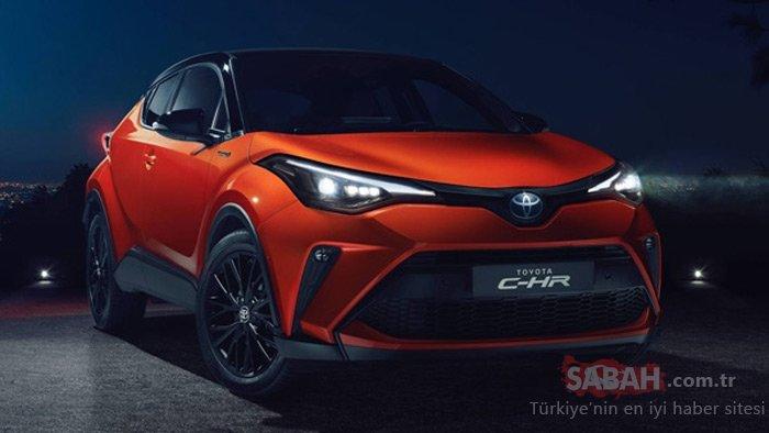 2020 Toyota C-HR yeni hibrit motoruyla tanıtıldı! Özellikleri nedir?