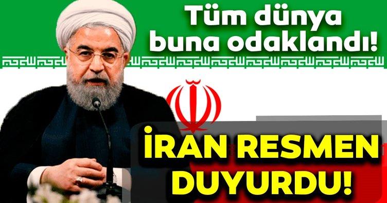 İran medyasından flaş açıklama!