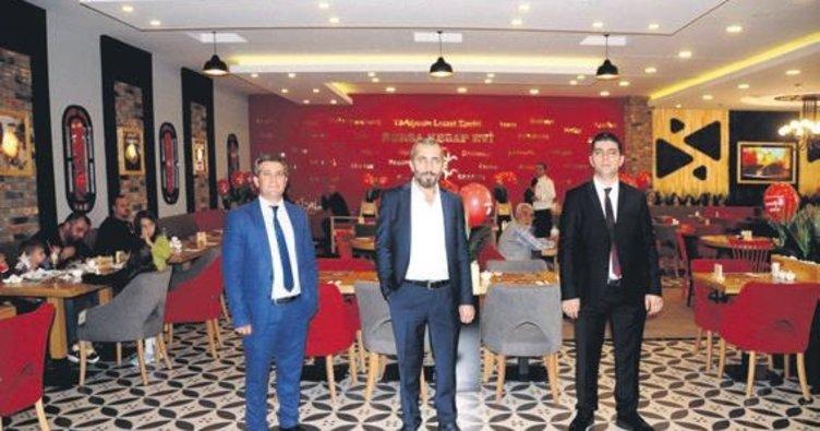 Bursa Kebap Evi, 95. şubesini Meysu Outlet AVM'de hizmete açtı