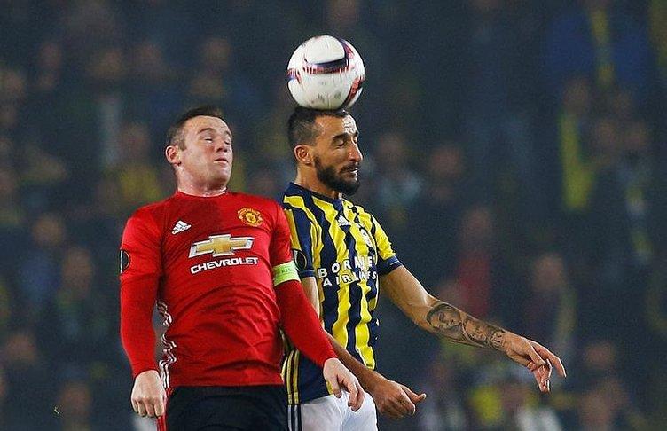 Fenerbahçe - Manchester United maçı Twitter'ı salladı