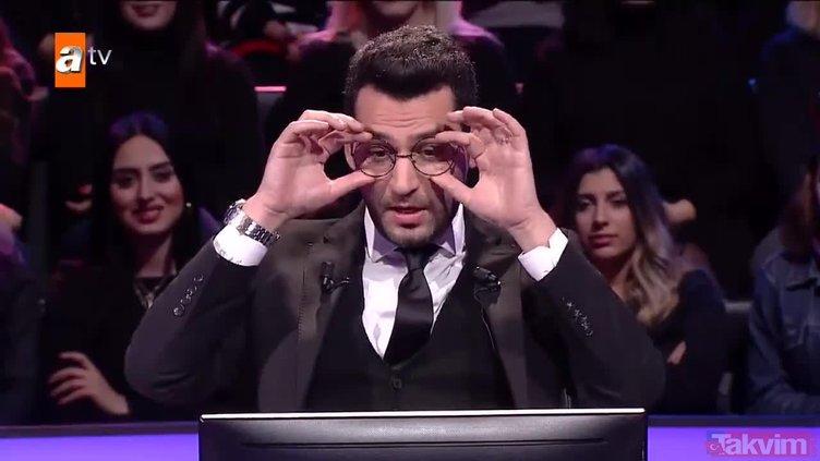 Kim Milyoner Olmak İster'de Murat Yıldırım, yarışmacıdaki o detayı fark etti!
