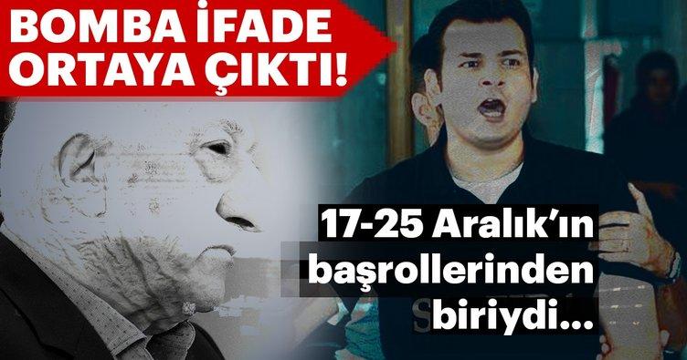 Son dakika: 17-25 Aralık'ın başrolü ile ilgili bomba ifade!