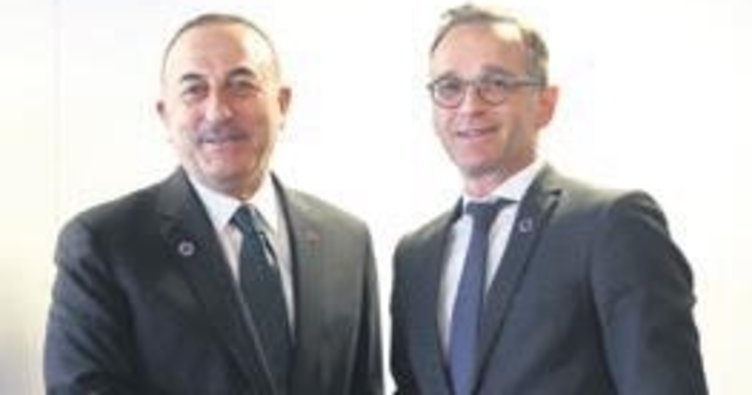 Çavuşoğlu'ndan BM ve AB'ye Doğu Akdeniz mektubu