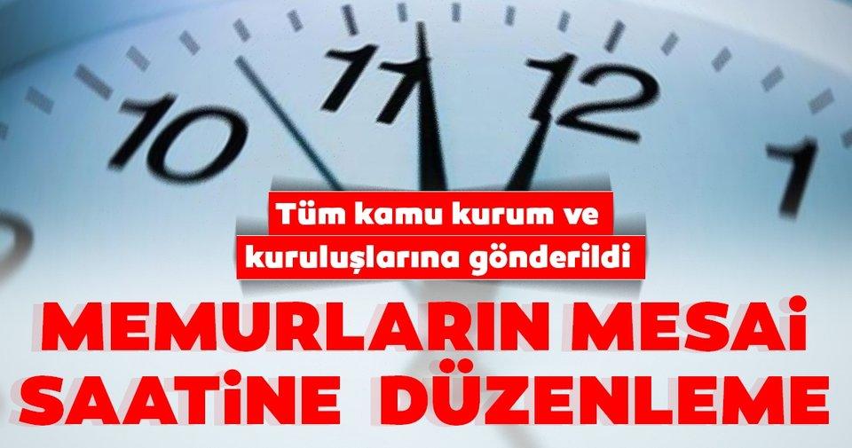 Son Dakika: Kamu mesai saatleri değişti mi? Kabine toplantısı sorası mesai çalışma saatleri: Saat kaçta başlıyor, kaçta bitiyor?