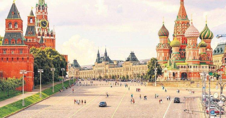 Rusya'dan vize jesti