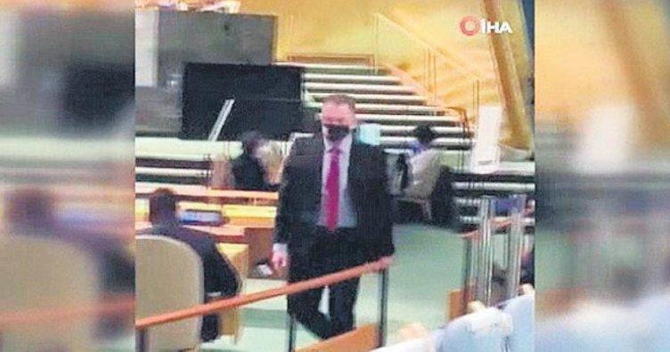 Erdoğan'ın eleştirileri, İsrail elçisine salonu terk ettirdi