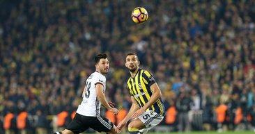 İşte Fenerbahçe-Beşiktaş derbisinin 11'leri!