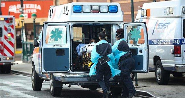 ABD'de son 24 saatte 514 kişi Kovid-19 nedeniyle hayatını kaybetti