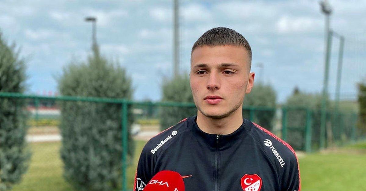 Taha Cevahiroğlu: Trabzonspor, her Trabzonlu çocuğun hayali!
