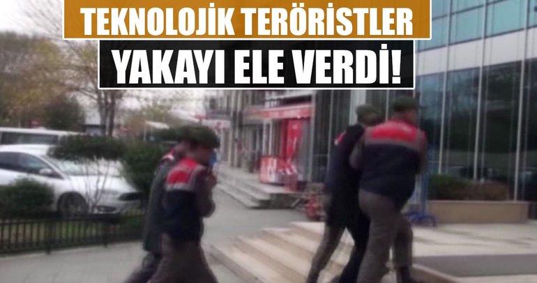 Terörist kaçıran çeteye Jandarma baskını