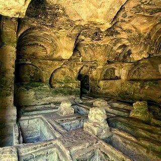 Mühendislik harikası Titus Tüneli turistlerin ilgisini çekiyor