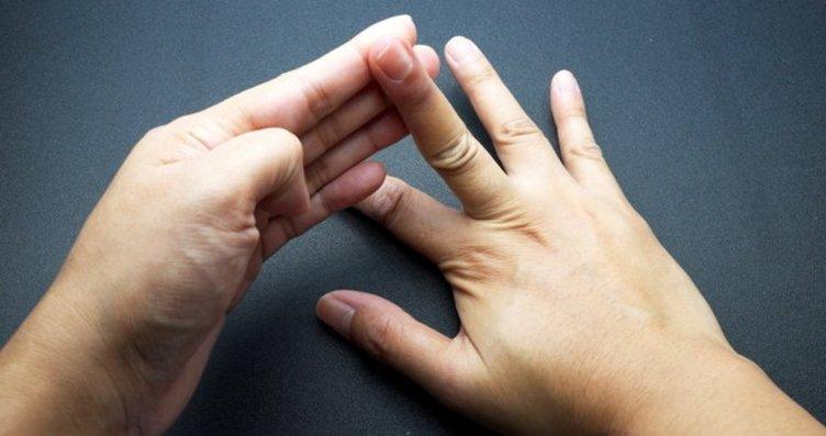 Parmak çıtlamasının sırrı çözüldü