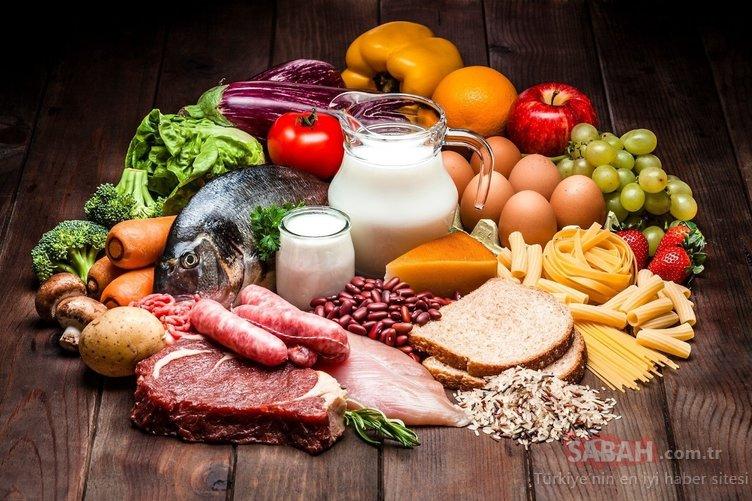 Sağlığımızı tehdit eden yüksek miktarda toksin içeren sağlıksız besinler