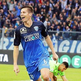 Fenerbahçe'nin yeni transferi Miha Zajc, İstanbul'a geldi