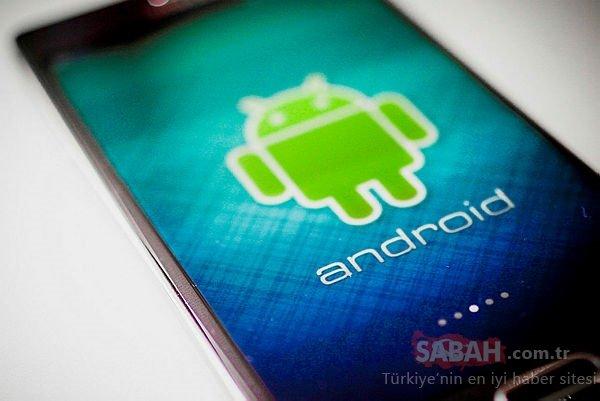Android telefonlara bela oldu! Kullanıcılar vergi iadesi yalanıyla kandırılıyor