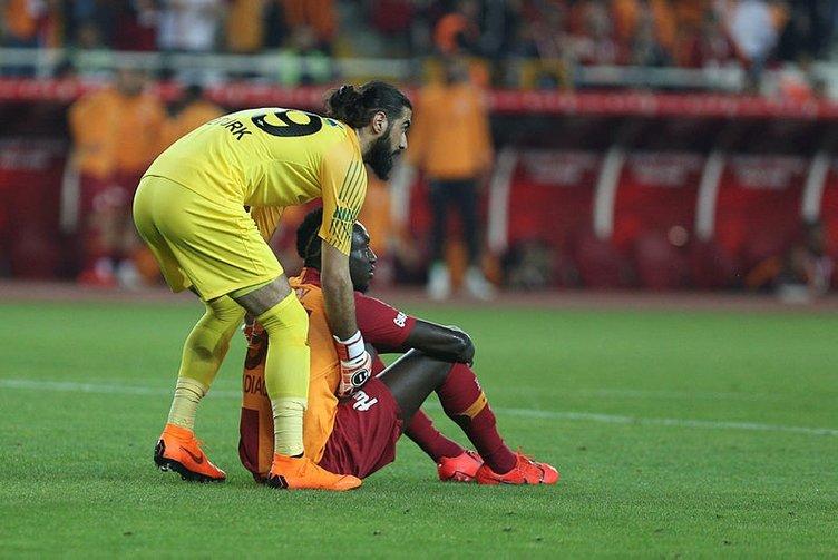 Kupa finaline damga vuran isim: Fatih Öztürk