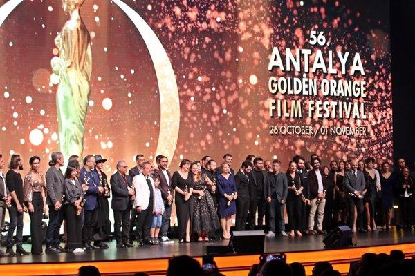 56. Antalya Altın Portakal Film Festivali'yle ilgili tartışmalar devam ediyor
