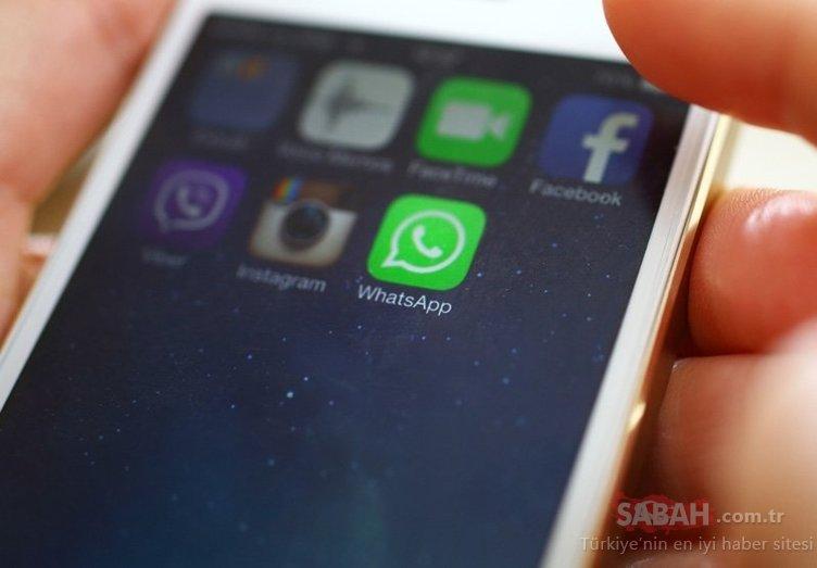 WhatsApp kullanıcıları dikkat! Beklenen WhatsApp güncellemesi çıktı
