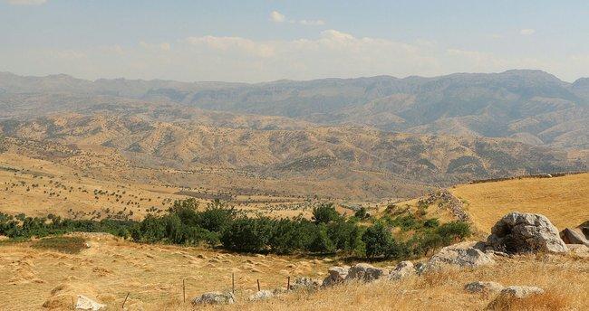 Cudi Dağı'ndaki Sefine'de turizm hazırlığı…