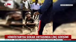 Hindistan'da Müslüman gence Kurban Bayramı'nda inek eti taşıdığı iddiasıyla linç girişimi | Video