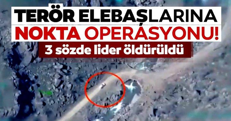 Son Dakika haberi: İçinde Rıza Altun'un da olduğu terör konvoyu Kandil'de vuruldu!