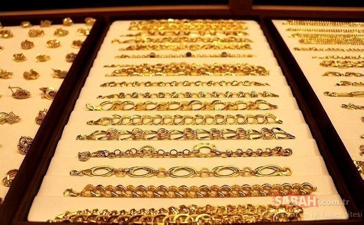 Canlı rakamlar ile altın fiyatları son dakika: 26 Ekim 2020 22 ayar bilezik, tam, yarım, gram ve çeyrek altın fiyatları ne kadar?