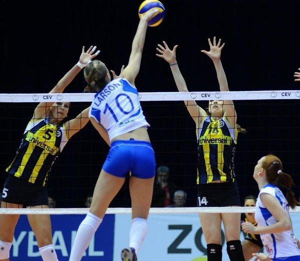 Fenerbahçe Universal - Dinamo Kazan