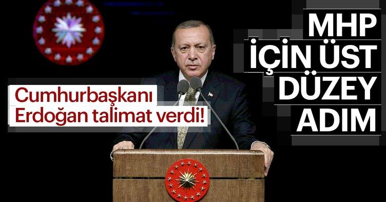 AK Parti'den MHP kurultayına güçlü destek