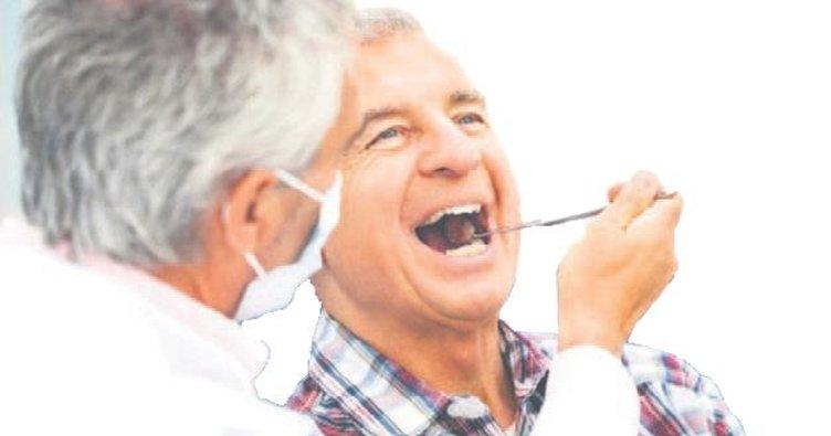 65 yaş üstü vatandaşa özel diş polikliniği