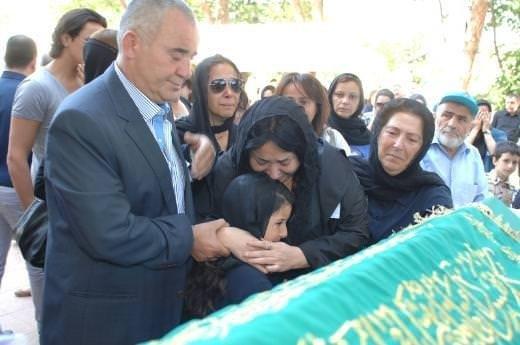Nur Yerlitaş'ın anne acısı