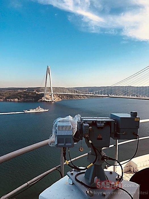 İstanbul ve Çanakkale boğazlarına yerli göz Sistem bu yıl devreye girecek...