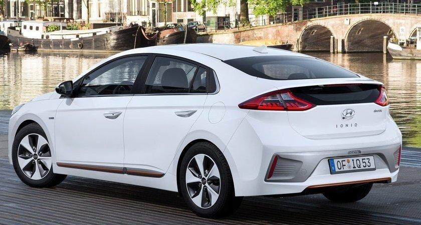 Hyundai Ioniqin Türkiye Fiyatı Açıklandı Fotohaber Otomobil