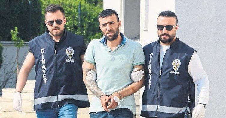 Polise direnen cinayet şüphelisi tutuklandı