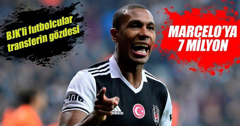 Marcelo'ya 7 milyon Euro