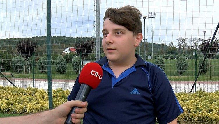 Chelsea ve Liverpoollu yıldızlarla top oynayan ampute çocuklar o anları anlattı