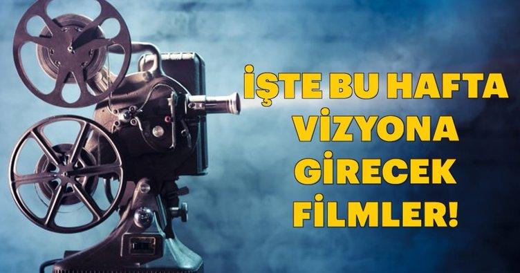 Sinemada bu hafta hangi filmler var? İşte bu hafta vizyona girecek filmler