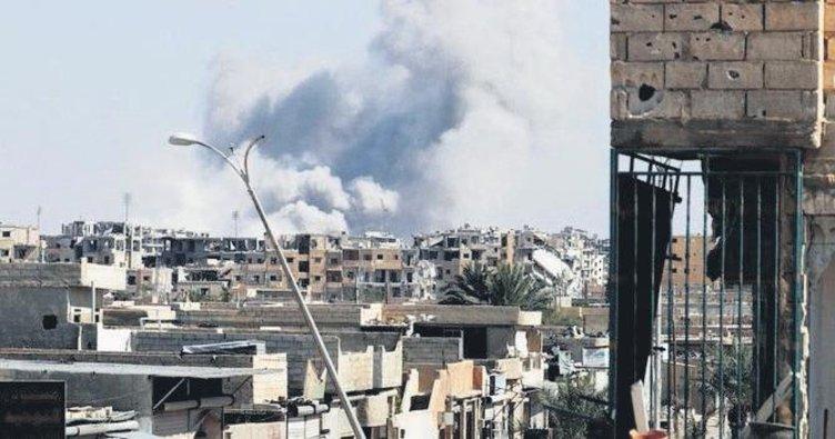 Suriye'de koalisyon katliamı: 14'ü çocuk 26 sivil öldü