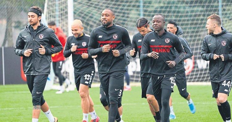 Gaziantep FK 3 Nisan'da başlıyor
