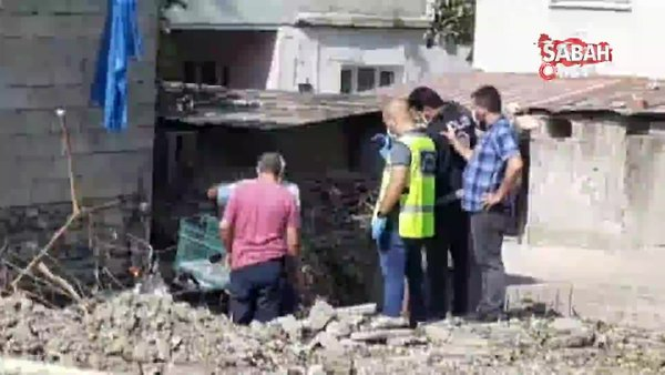 Bomba ihbarı yapılan paketten havai fişek çıktı | Video