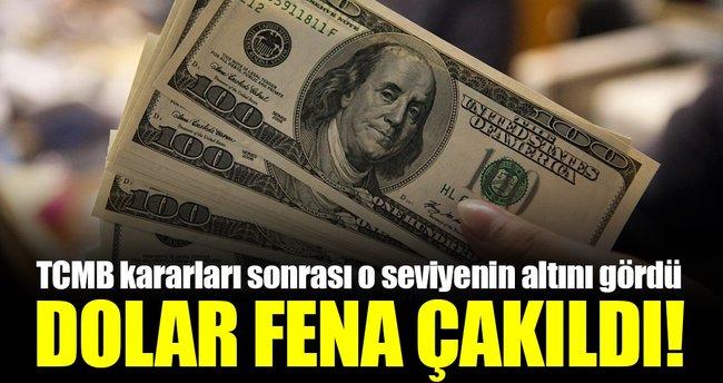 SON DAKİKA: Dolar ve Euro'da flaş gerileme!