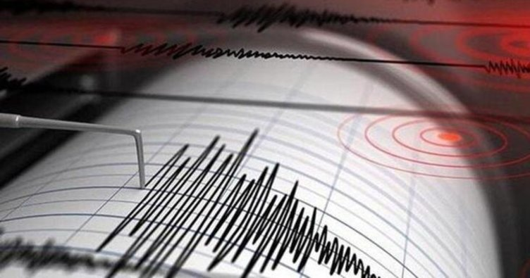 Ege Denizi'nde korkutan deprem! Deprem Yunanistan'da hissedildi - Kandilli Rasathanesi ve AFAD son depremler listesi