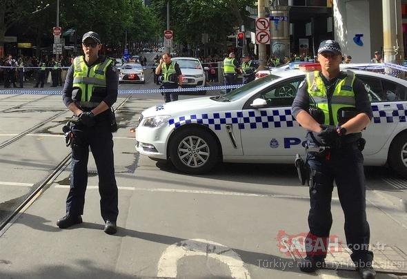 Avustralya'da bıçaklı saldırı