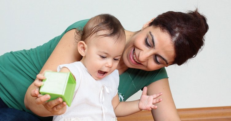 Bebeğinizin ilk sözcükleri...