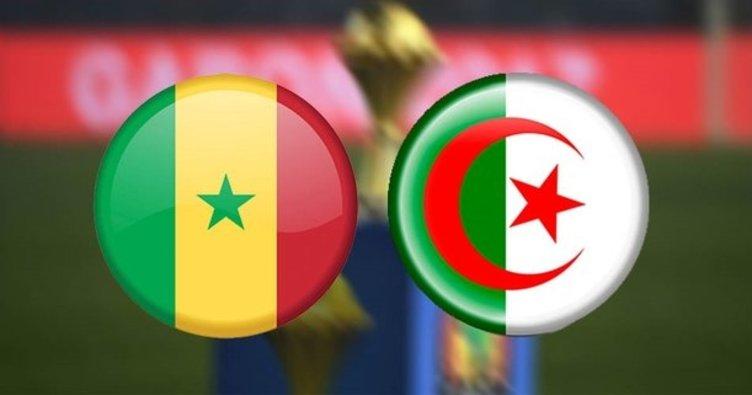 SENEGAL CEZAYIR CANLI | Afrika Uluslar Kupası Finali Senegal Cezayir ne zaman saat kaçta hangi kanalda?