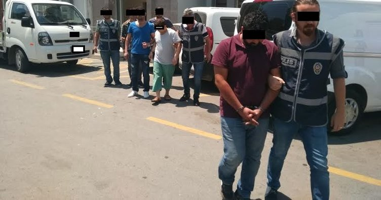 Piyasaya sahte para sürmek isteyen 4 kişi tutuklandı