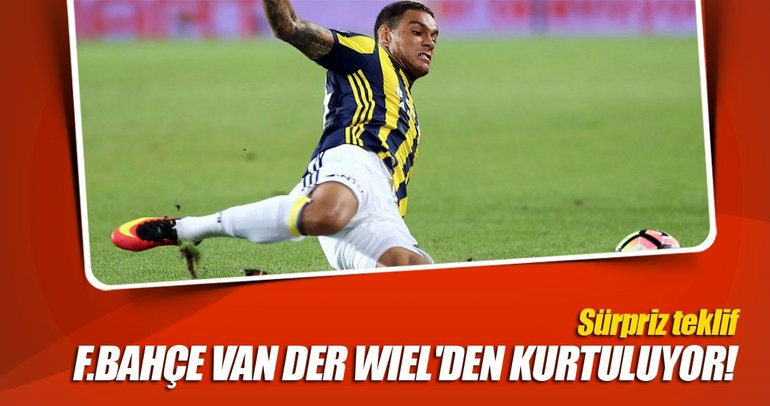 Fenerbahçe'ye Van der Wiel müjdesi!
