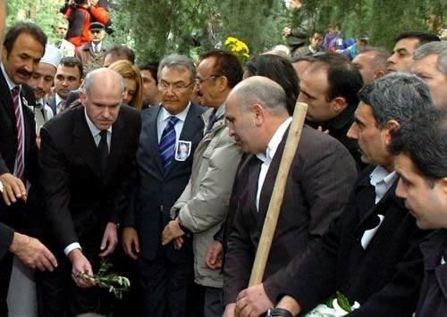 Papandreu İstanbul'da
